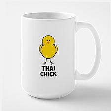 Thai Chick Large Mug