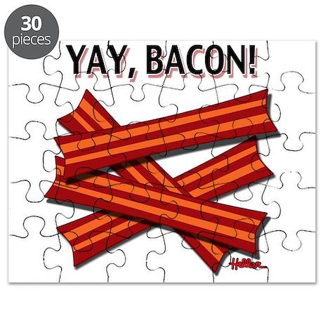 Yay, Bacon! Puzzle