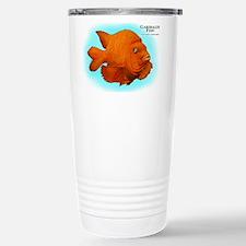 Garibaldi Fish Stainless Steel Travel Mug