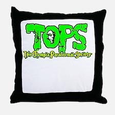 TOPS Logo Throw Pillow