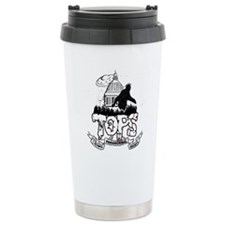 TOPS Icons Travel Mug