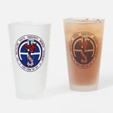 1st / 508th PIR Drinking Glass