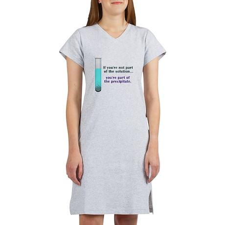 Solution Women's Nightshirt