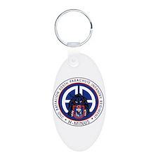 2nd / 505th PIR Keychains