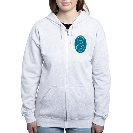 Nurturing Women's Zip Hoodie