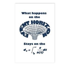 Event Horizon Postcards (Package of 8)