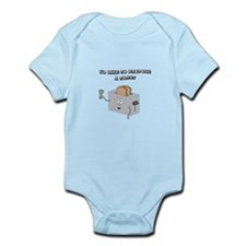 Propose a toast Infant Bodysuit