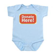 Donations Infant Bodysuit