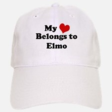 My Heart: Elmo Baseball Baseball Cap