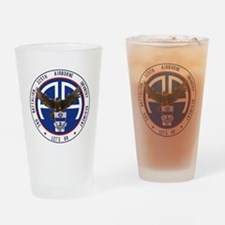 2nd / 325th AIR Drinking Glass