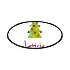 Christmas Tree Leticia Patches
