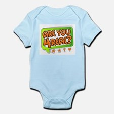 4Real Infant Bodysuit
