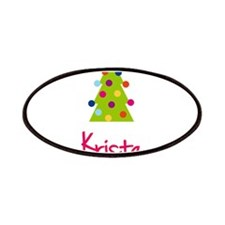 Christmas Tree Krista Patches