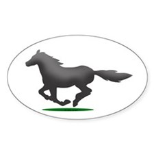 Horse (JR) Decal
