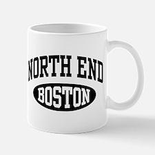 North End Boston Mug