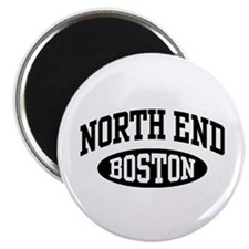 North End Boston Magnet