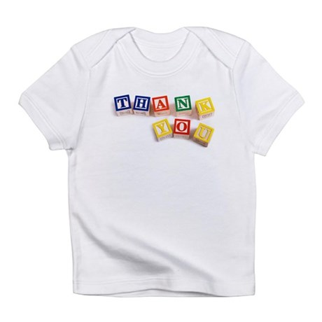 Thank You Infant T-Shirt