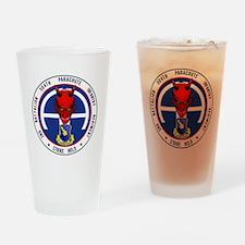 2nd / 504th PIR Drinking Glass