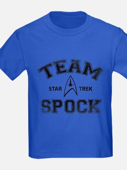 Team Spock - Star Trek T