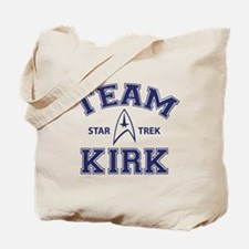 Team Kirk - Star Trek Tote Bag