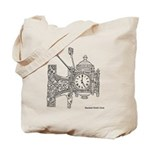 Field's Clock Tote Bag