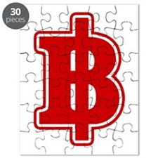 Baht Sign Puzzle