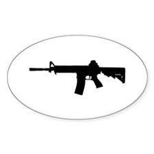 M4A1 01 Decal