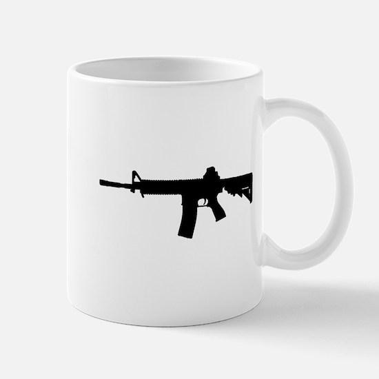M4A1 01 Mugs