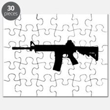 Cute Firearms Puzzle