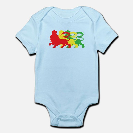 COLOR A LION Infant Bodysuit