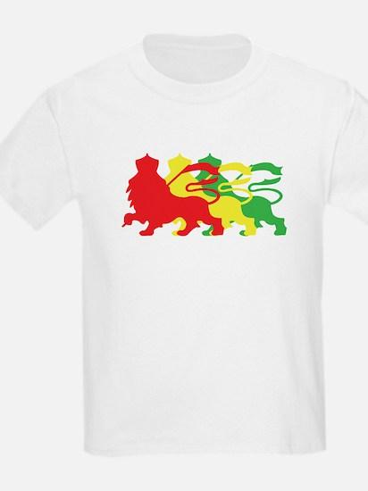 COLOR A LION T-Shirt