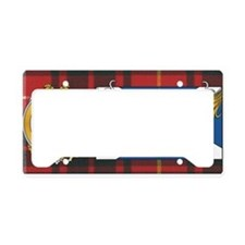 Scottish Designed Plate Holder