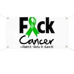 Fuck Kidney Cancer Banner