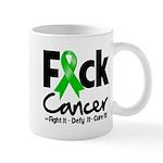 Fuck Kidney Cancer Mug