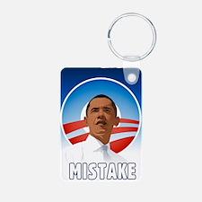 Obama - Mistake Keychains