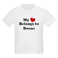 My Heart: Boone Kids T-Shirt