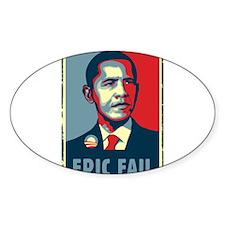 Obama - Mistake Decal