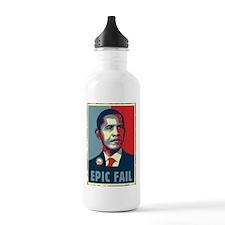 Obama - Mistake Water Bottle