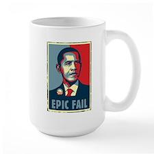 Obama - Mistake Mug