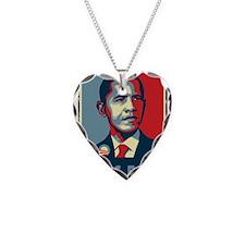 Obama - Mistake Necklace