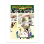 Alongside Night Small Poster