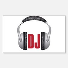 DJ Decal