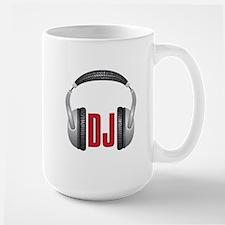 DJ Large Mug