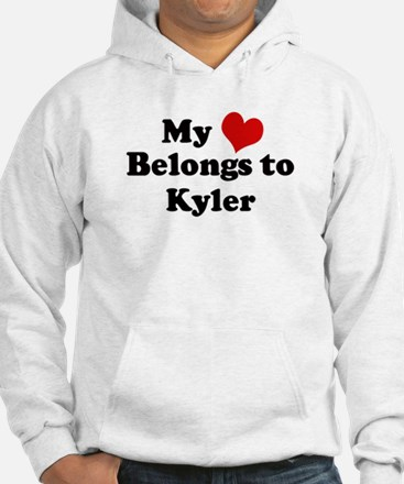 My Heart: Kyler Jumper Hoody