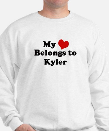 My Heart: Kyler Jumper