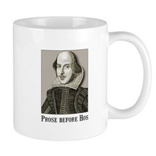 Shakespeare Hos Mug