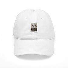 Shakespeare Hos Baseball Cap