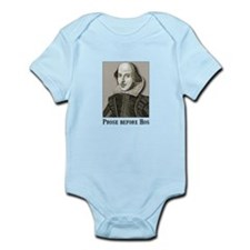 Shakespeare Hos Infant Bodysuit