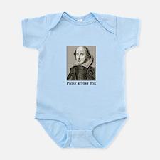 Shakespeare Hos Infant Bodysuit