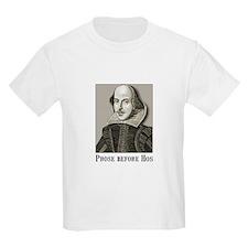 Shakespeare Hos T-Shirt
